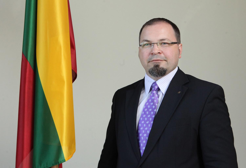 Mirė žinomas Lietuvos diplomatas Renatas Juška