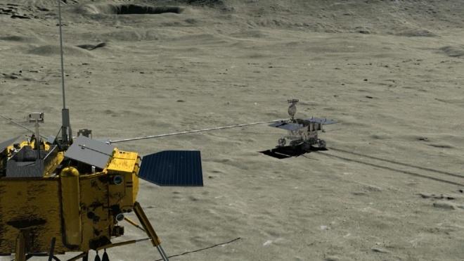 Tolimojoje Mėnulio pusėje aptiktas mįslingas objektas