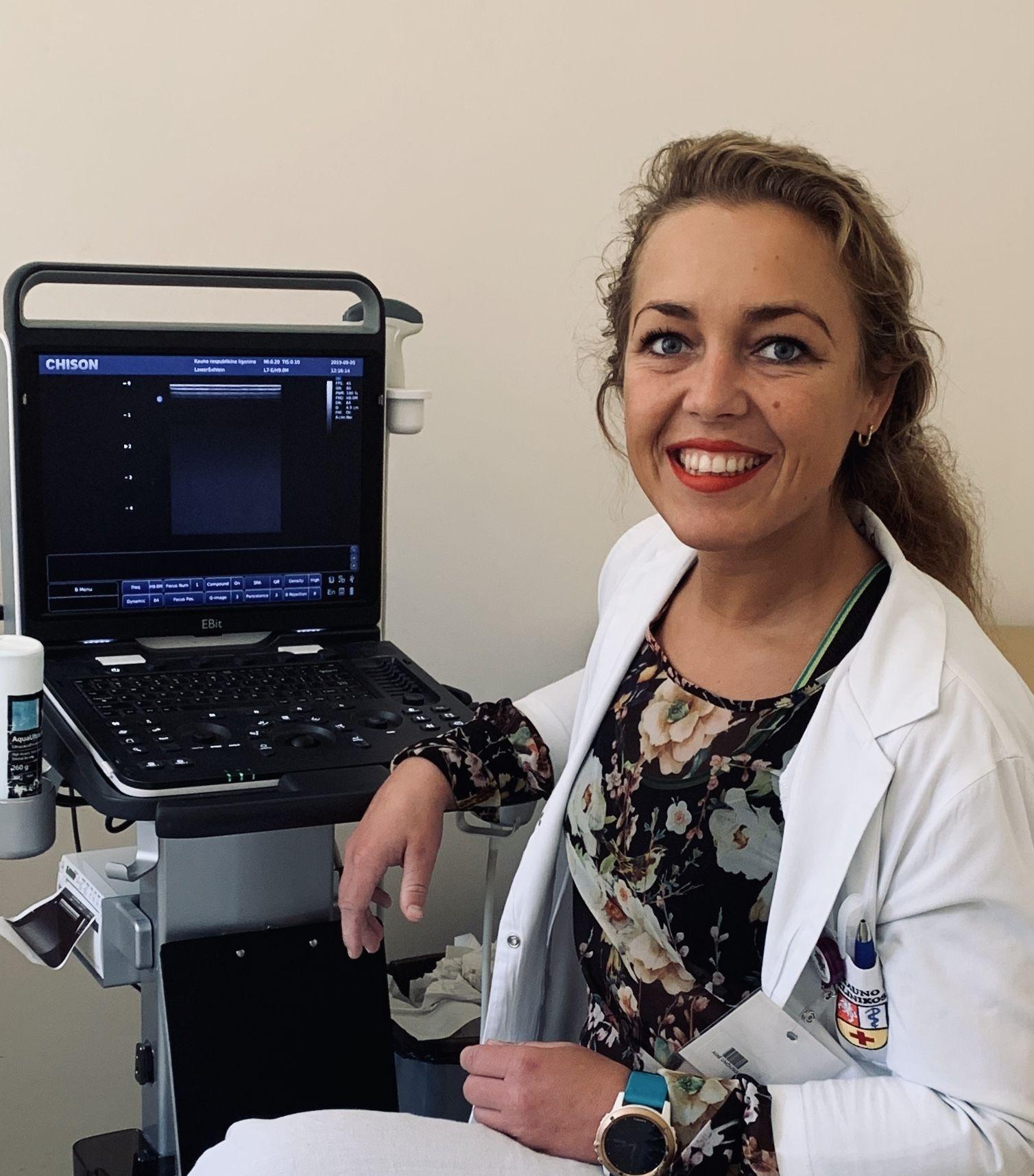 Plečiasi ir tobulėja angiochirurgų teikiamos paslaugos