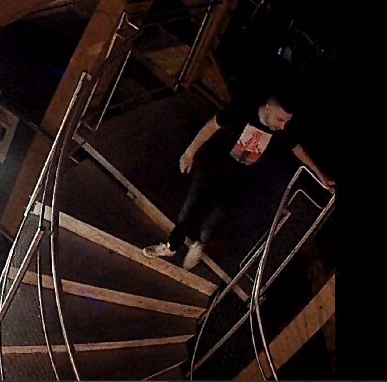 Ieškomas Druskininkuose keltuvo stiklą sudaužęs vyras