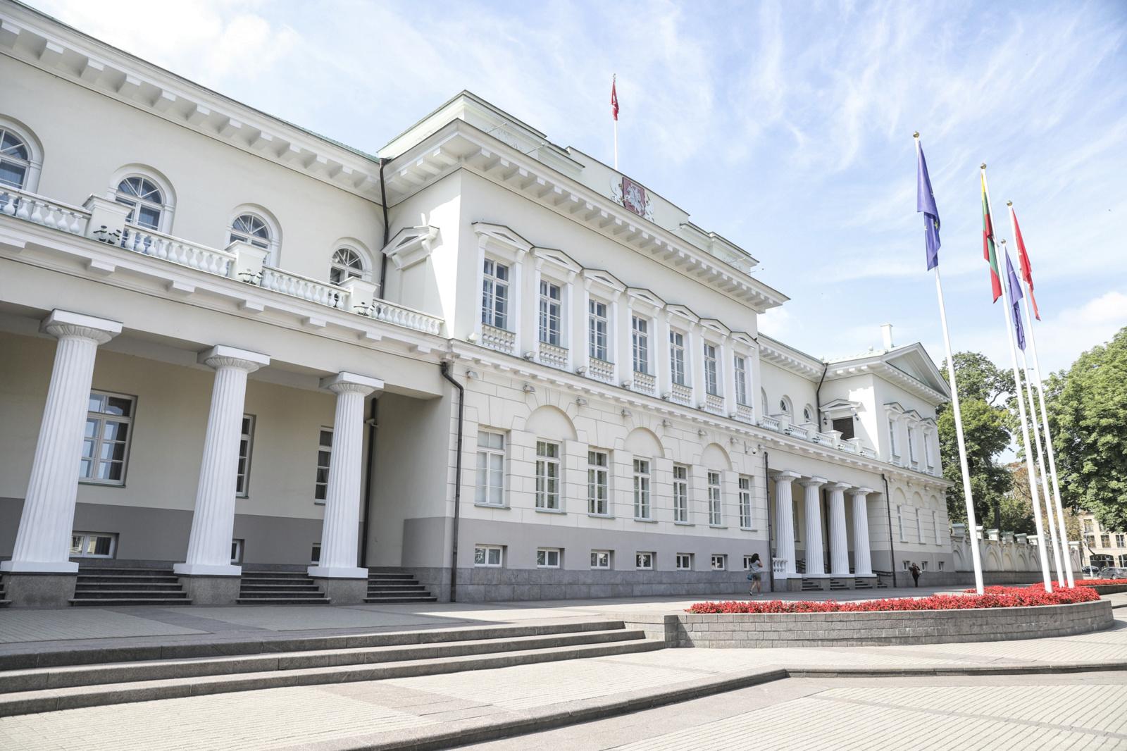 Prezidentūroje rengiamas Kultūros forumas istorinės atminties tema
