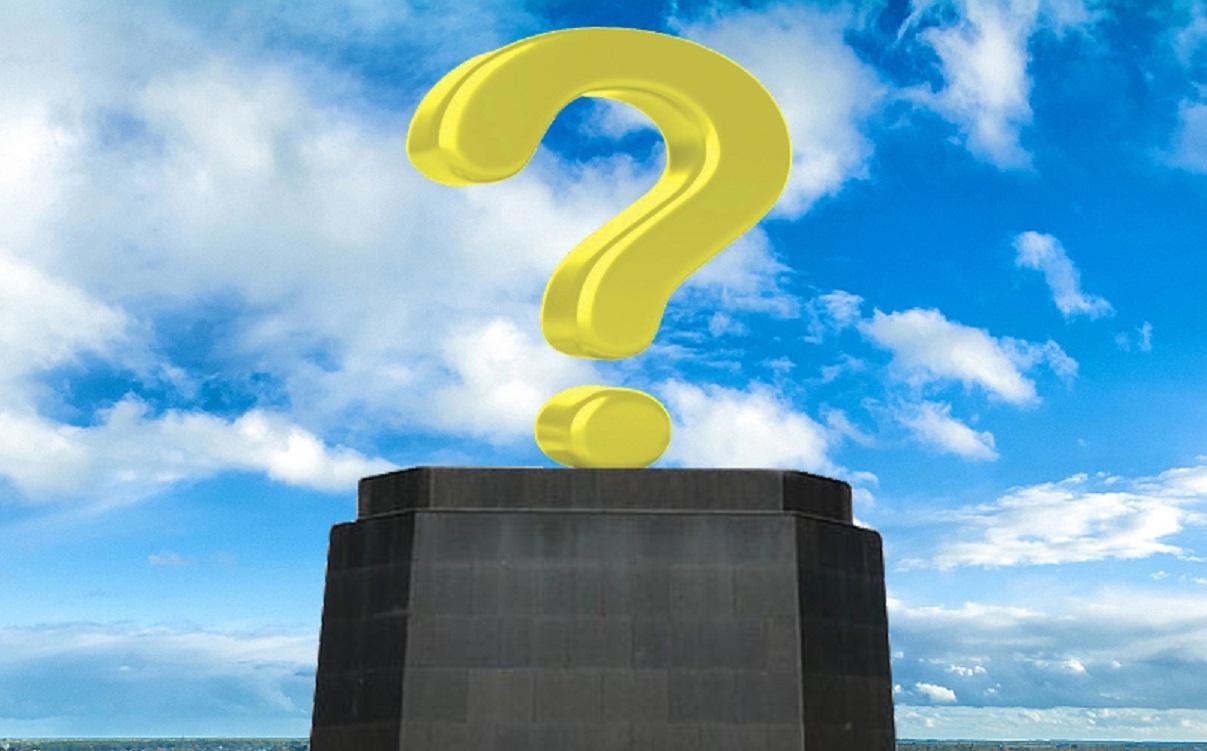 Koks paminklas turi atsirasti Prisikėlimo aikštėje?