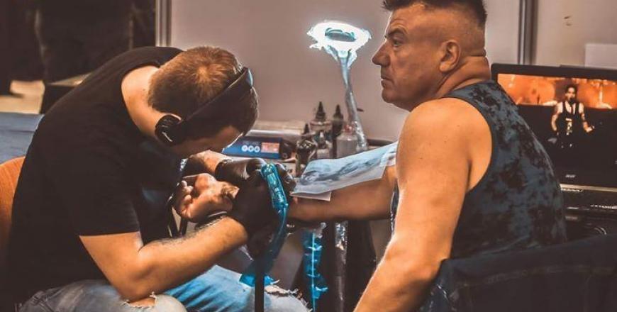 Tatuiruotininkui iš Alytaus – tarptautinis įvertinimas