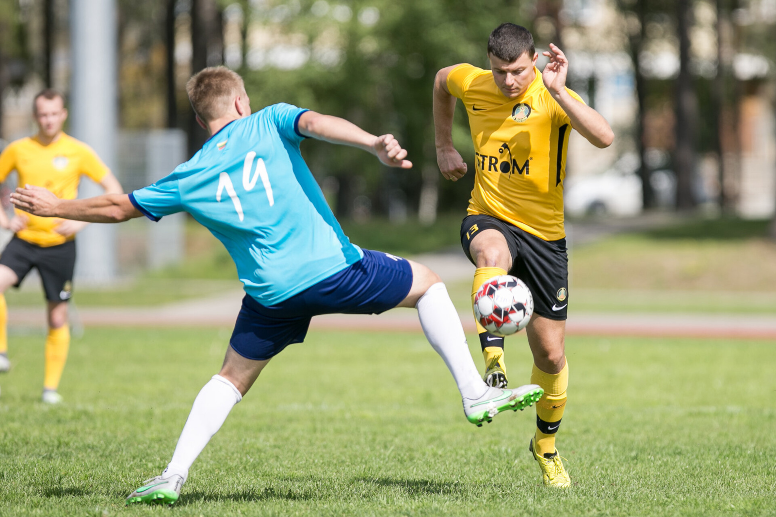 """Naujaisiais Lietuvos mažojo futbolo čempionais tapo Vilniaus """"El Dorado"""""""
