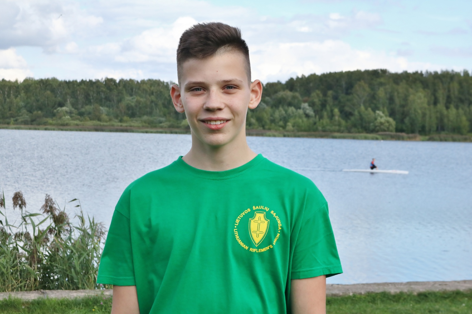 "Jaunasis šaulys: ""Tobulindami save mes tobuliname Lietuvą"""