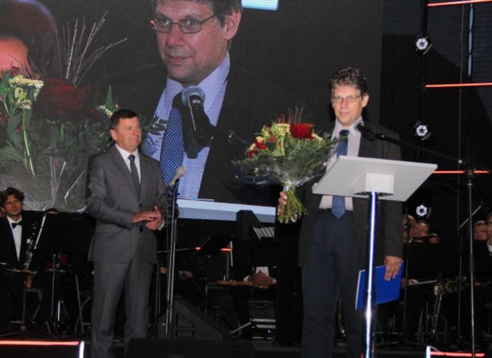 Kėdainių krašto garbės piliečio Česlovo Milošo premija – Vytui Dekšniui