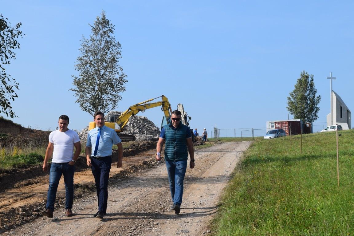 Kryžkalnyje iškils ir antrasis memorialas žuvusiems Lietuvos partizanams
