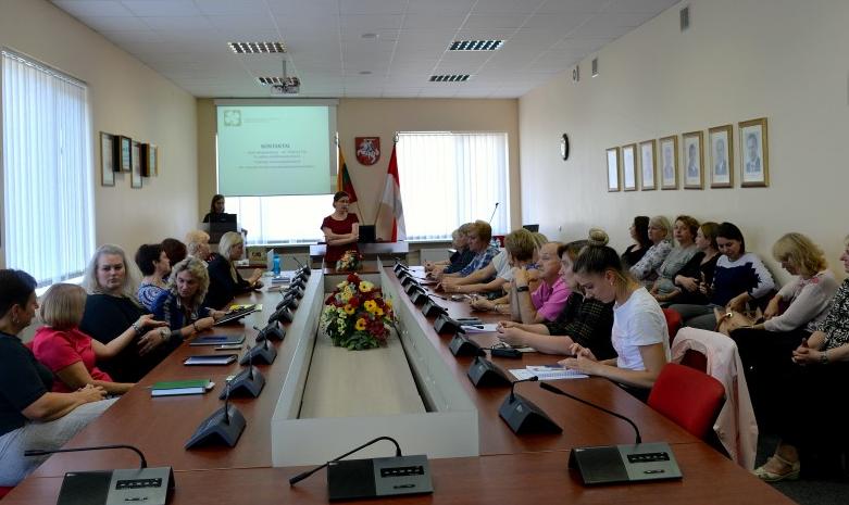 Diskusija apie skurdą Lietuvoje ir Šilalės rajone