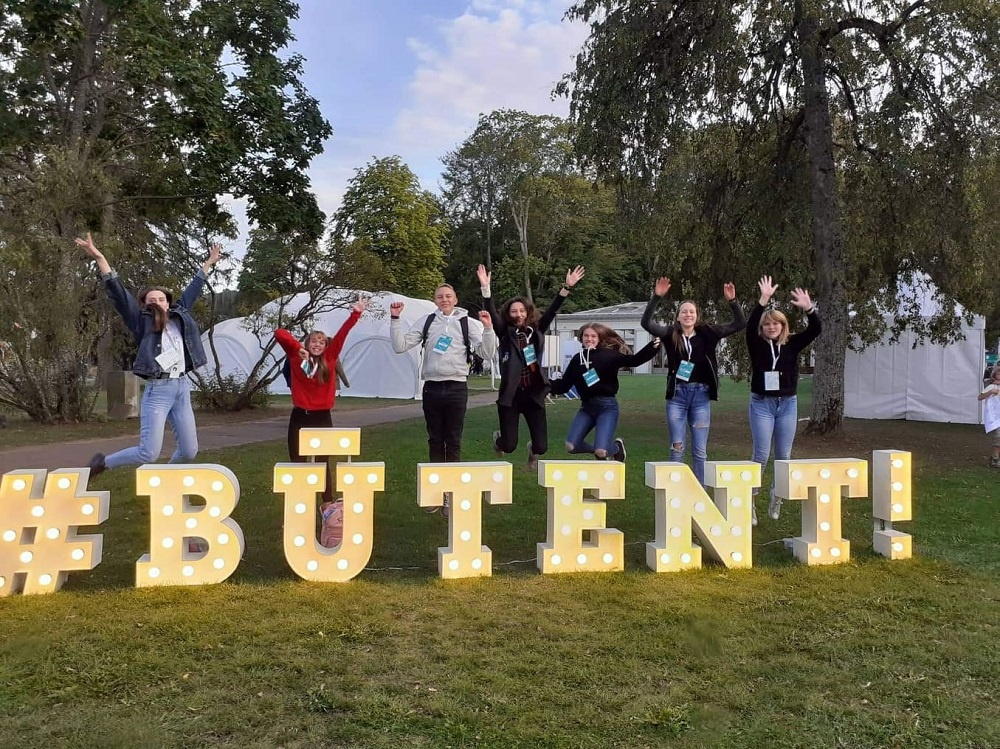 Jaunimo atstovai dalyvavo diskusijų festivalyje
