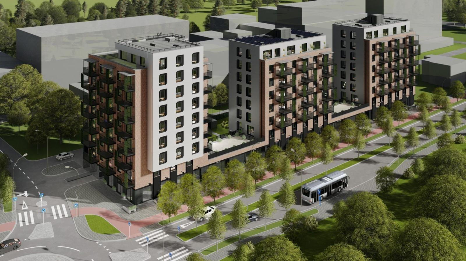Šnipiškių Kernavės gatvės laukia didžiulė rekonstrukcija – bus saugesnė ir modernesnė