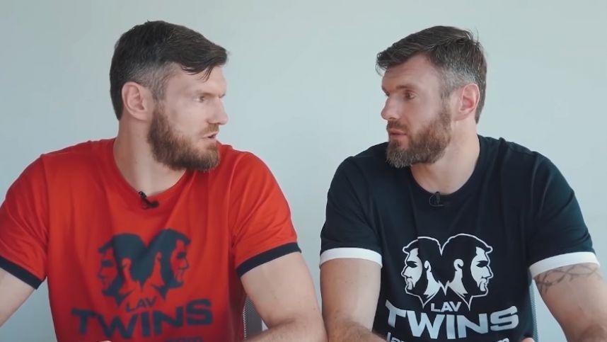 LKL sezonas prasidės be brolių Lavrinovičių