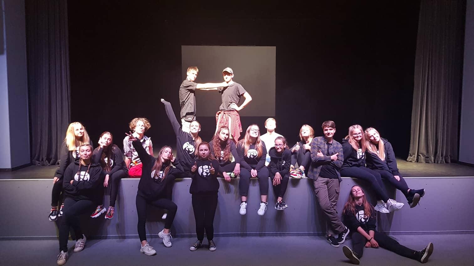 """Teatro studija """"Remarka"""" pristatė savo naują spektaklį"""