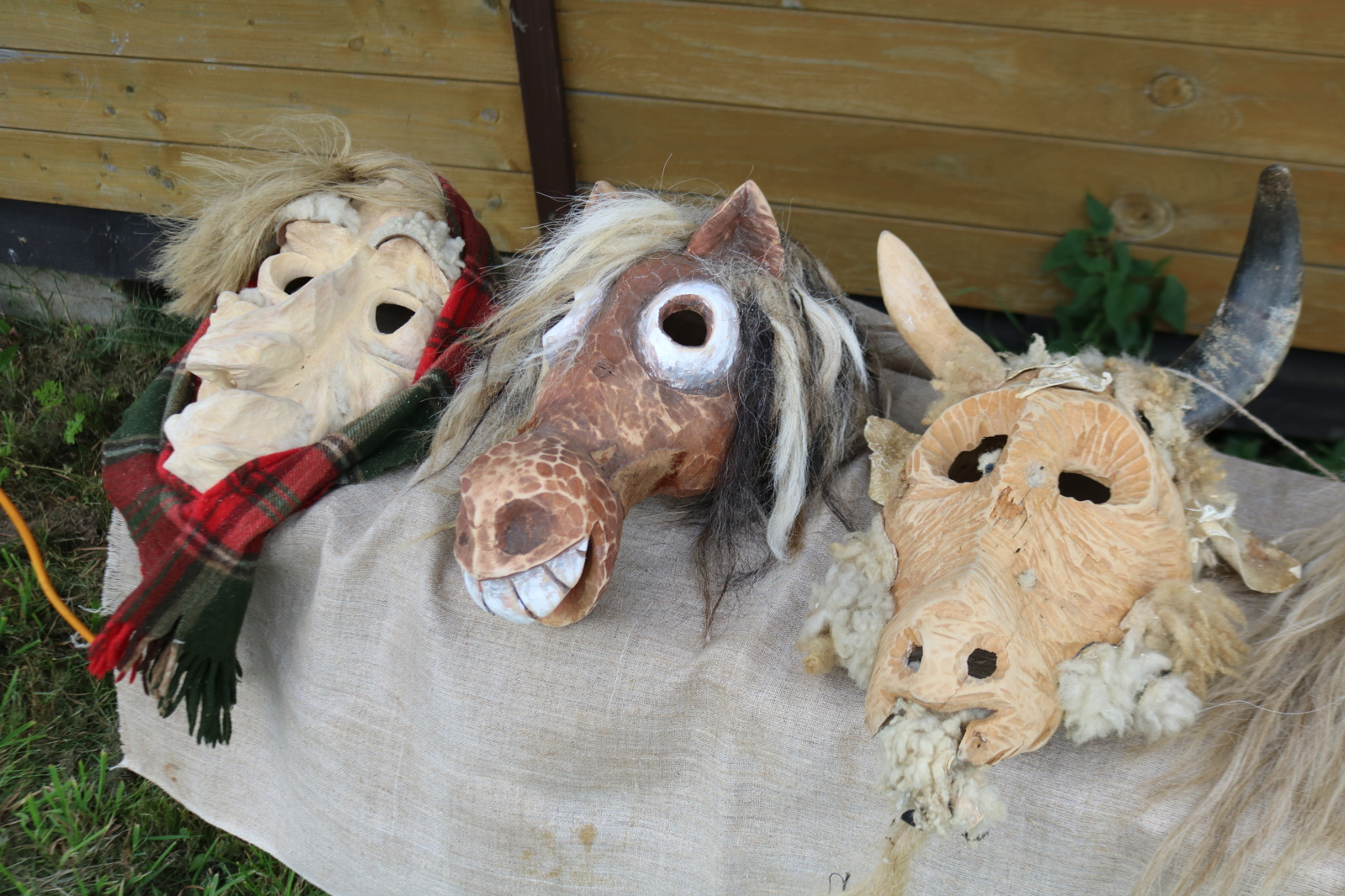 Šiauliuose uždainuos Užgavėnių lėlių teatras