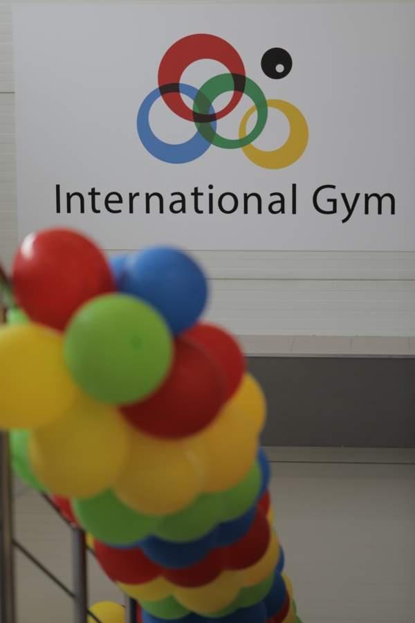 """Tarptautinis gimnastikos centras """"International Gym"""" kviečia švęsti aktyviai"""
