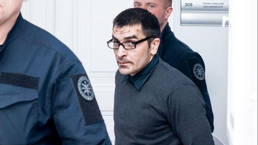 Kalinių priežiūros spragos: į laisvę pabėgo pavojingas nusikaltėlis, lygintas su Aušvico budeliu
