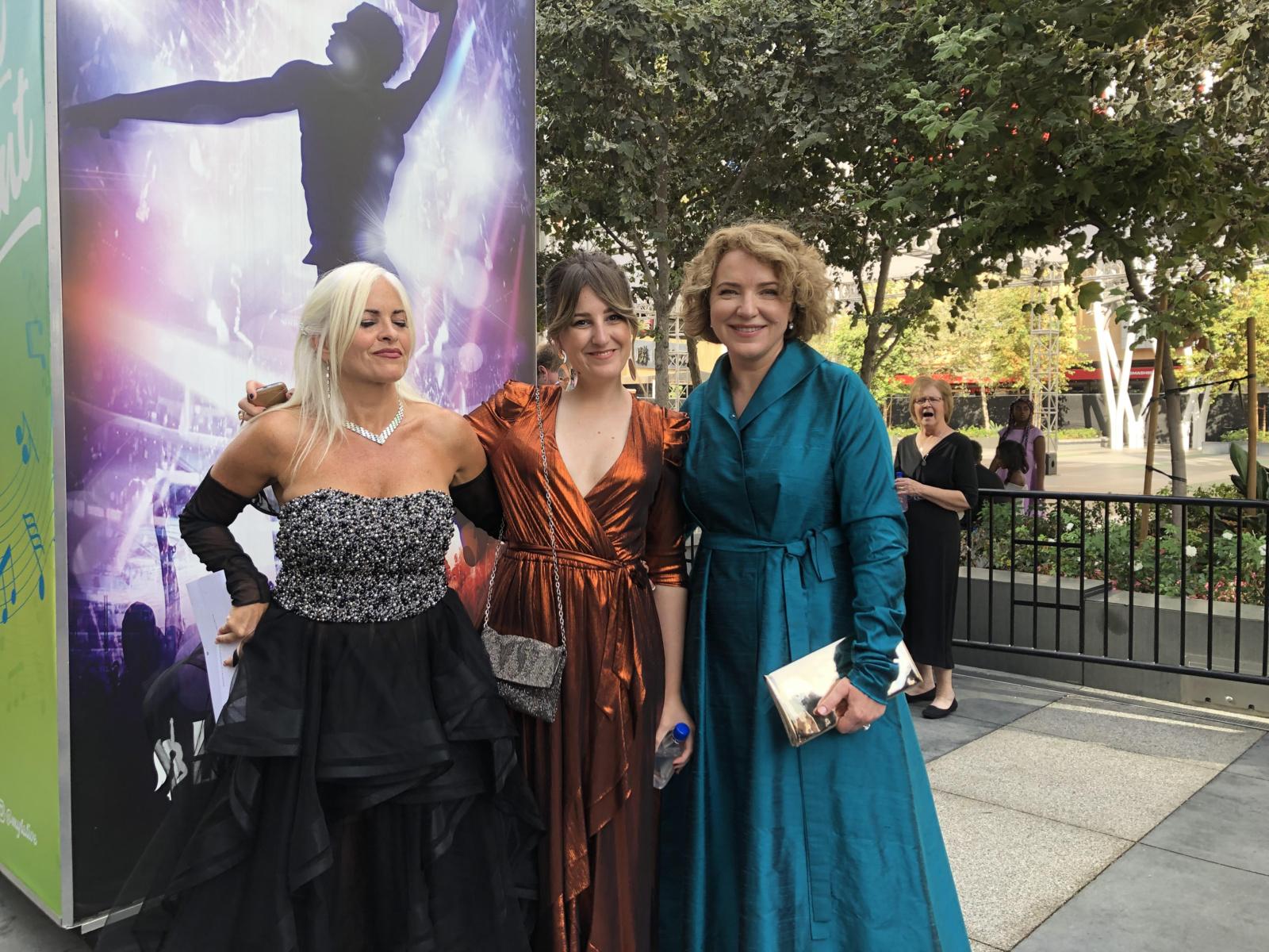 """""""Creative Arts Emmy"""" apdovanojimų scenoje buvo kartojamas Lietuvos vardas"""