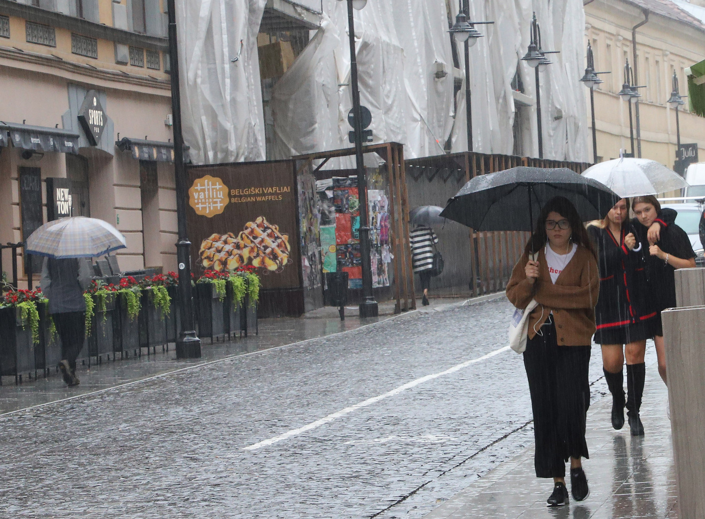 Ruoškitės – kitą savaitę Europa sulauks Arktinių orų įsiveržimo