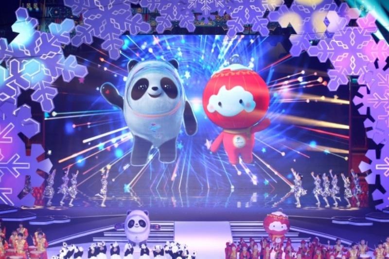 2022-ųjų žiemos olimpiados talismanu Kinija išsirinko pandą
