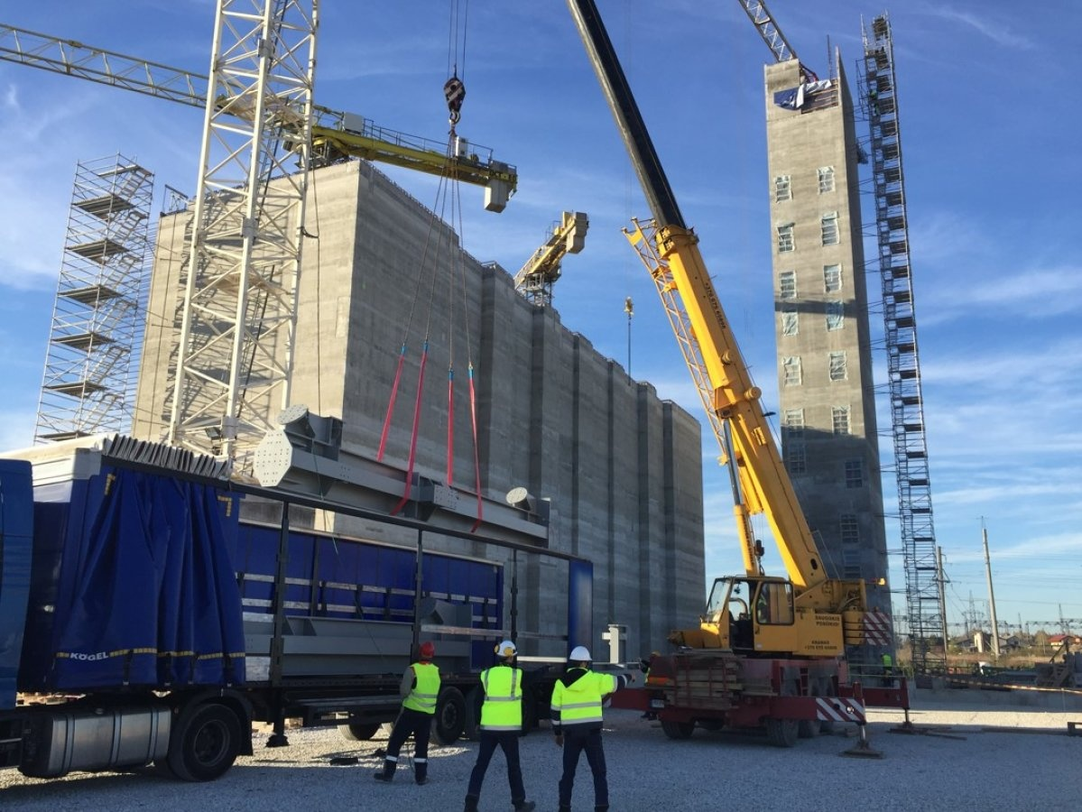 Paskelbė, kada pradės veikti Vilniaus ir Kauno kogeneracinės jėgainės