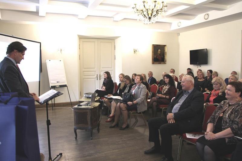 Panevėžio rajone aptariamos Lietuvos regionų kultūros kaitos gairės