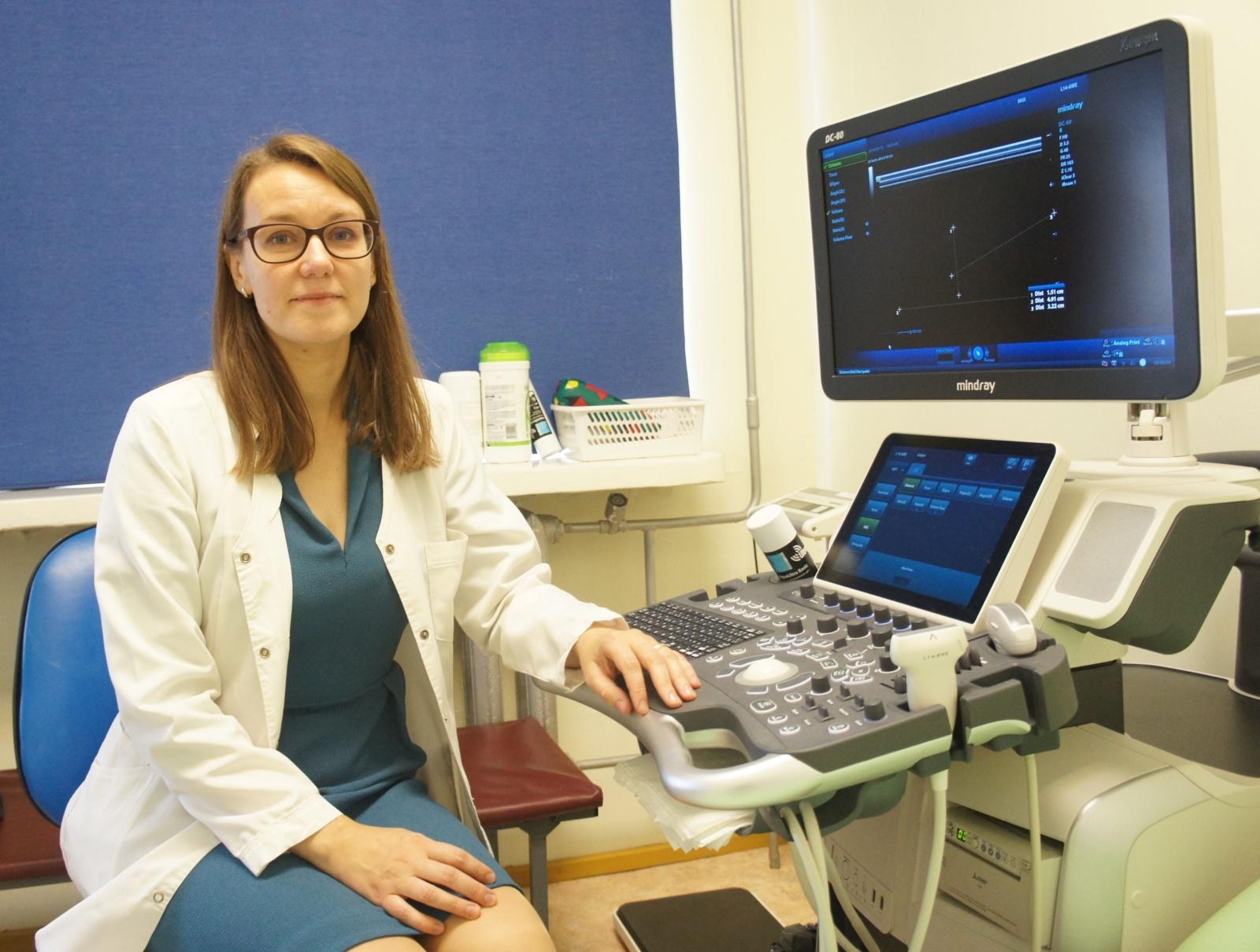 Vaikų reumatologė skatins medikus dažniau pagalvoti apie reumatines ligas