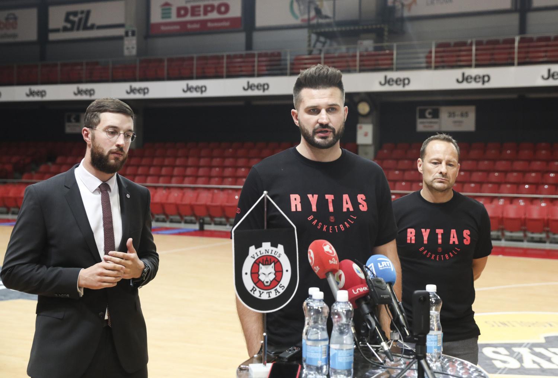 """Skolų slegiamas Vilniaus """"Rytas"""" sieks išsaugoti turimas pozicijas, prezidento postas paruoštas J. Kazlauskui"""