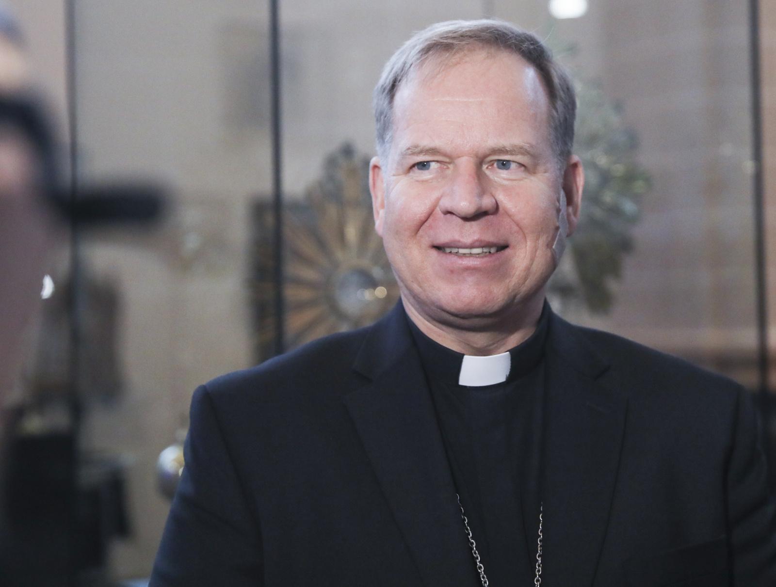 Arkivyskupas G. Grušas apie žydų genocidą: melskime, kad nebepasikartotų praeities klaidos