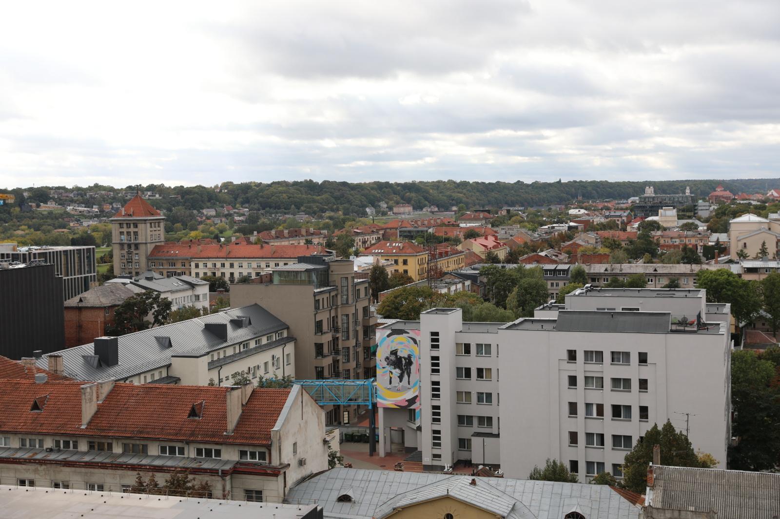 UNESCO Pasaulio paveldo centrui pateikta paraiška dėl Kauno modernizmo architektūros pripažinimo