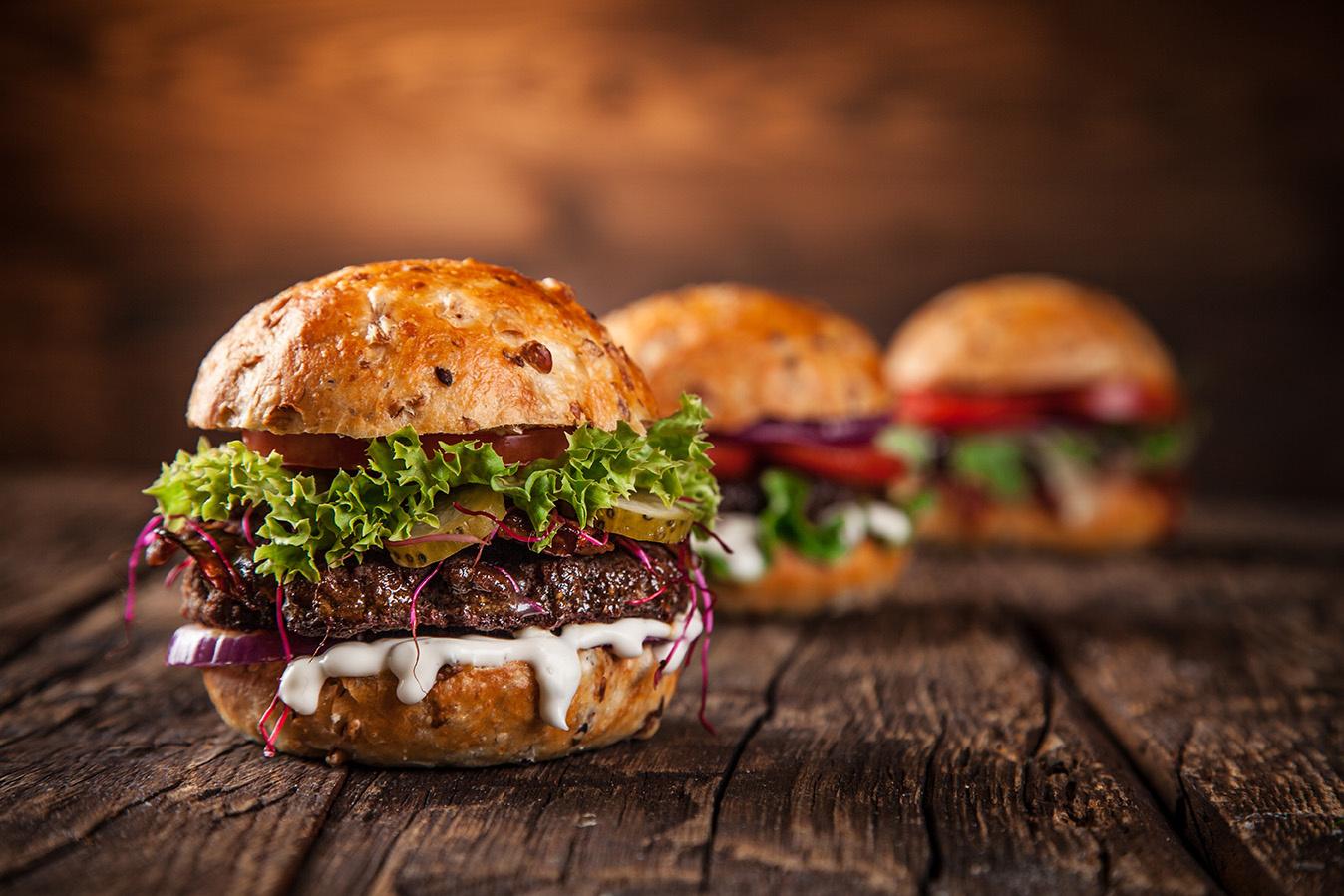 Mėsainių atsiradimo ir paplitimo istorija