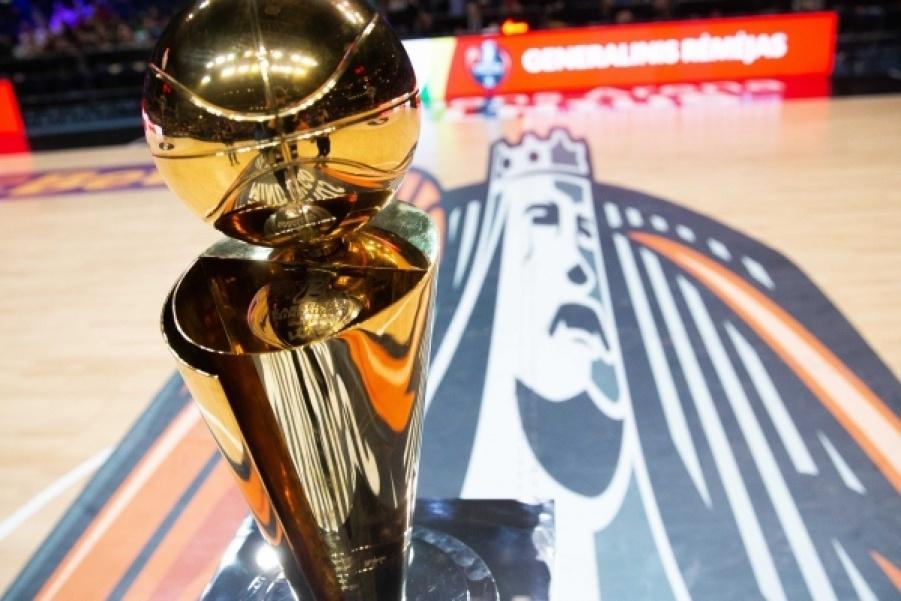 Karaliaus Mindaugo taurės varžovas paaiškės trečiadienį