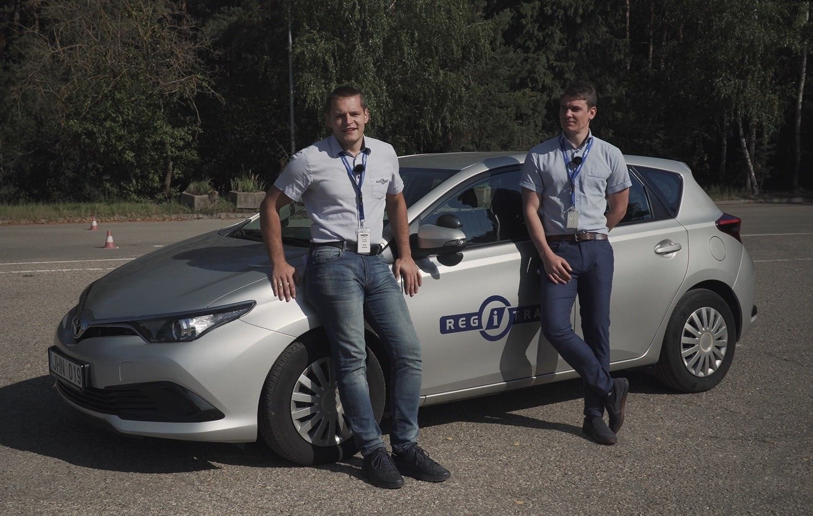 """""""Regitros"""" egzaminuotojai dalijasi patarimais, kaip išvengti klaidų per vairavimo egzaminą"""