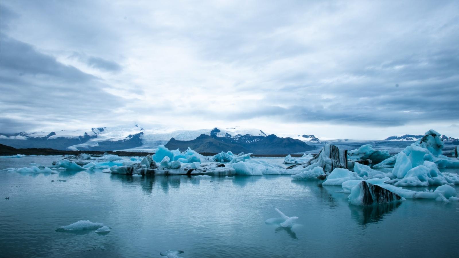 Šimtai žmonių Šveicarijoje surengė laidotuves tirpstančiam ledynui