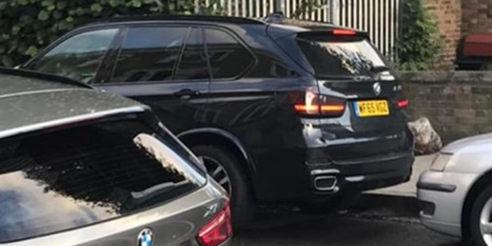 Užfiksuota, kaip vagis Londone nušvilpė lietuvio BMW