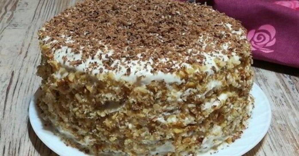 Skanus ir be galo paprastas naminio torto receptas!