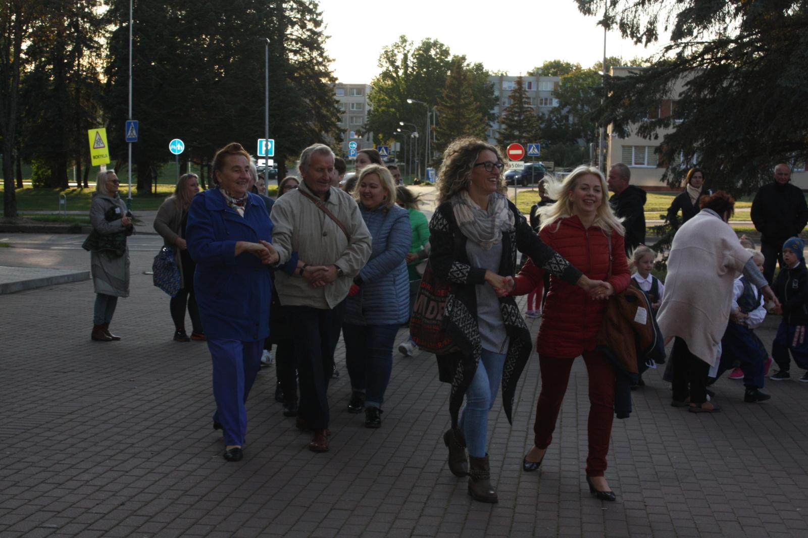 Šoko visa Lietuva, bet ne visi elektrėniškiai
