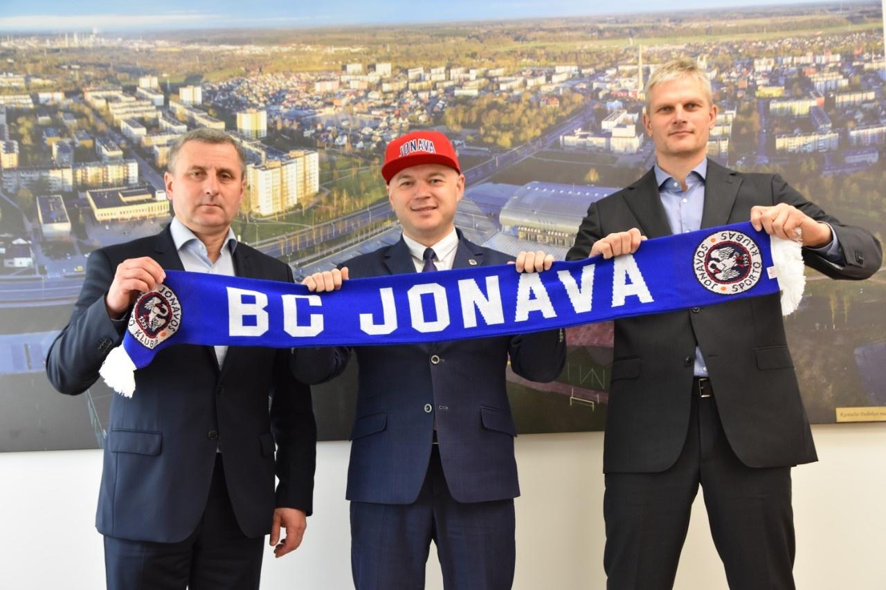 """Krepšinio klubas """"Jonava"""" pradeda naująjį NKL sezoną"""
