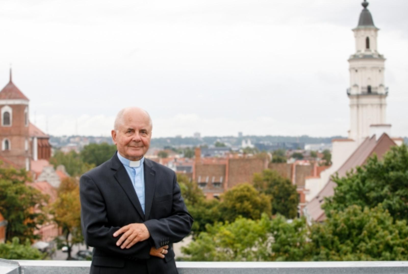 Iškilmingame renginyje arkivyskupui emeritui S. Tamkevičiui bus suteiktas kardinolo titulas