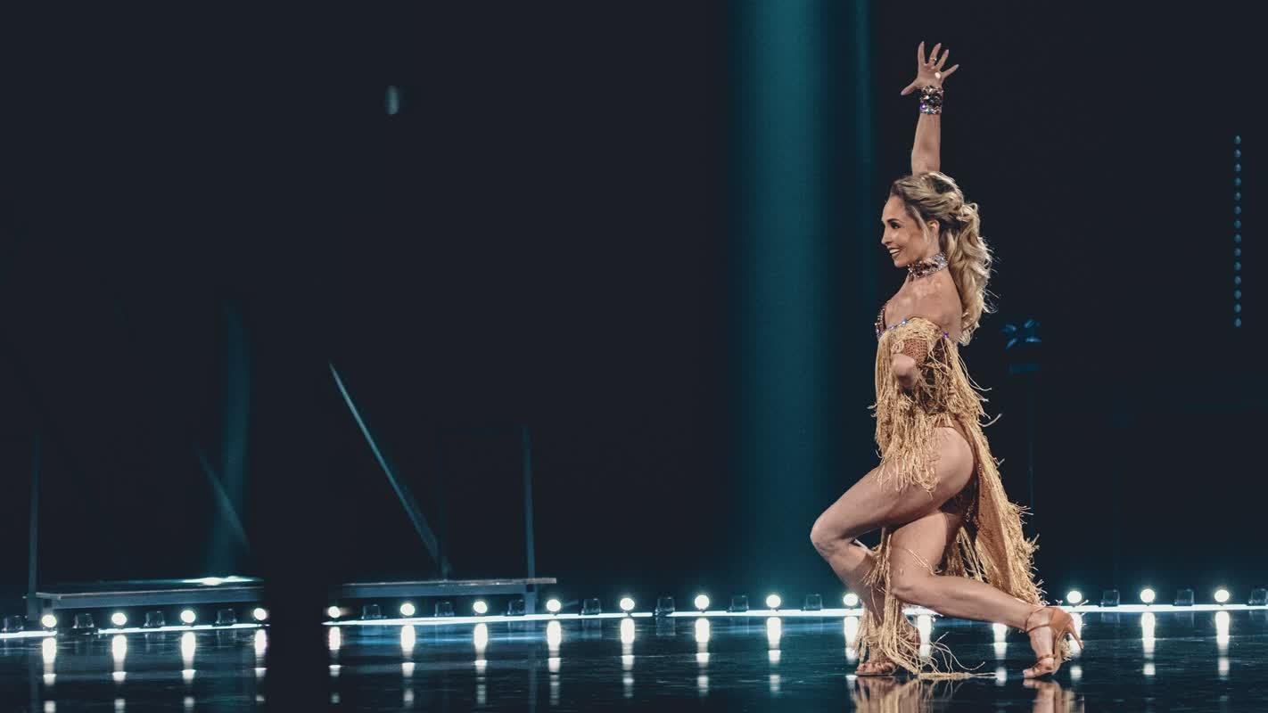 """39-erių šokių žvaigždė Iveta Lukošiūtė apie pribloškiamą išvaizdą: """"Sportas, sveika mityba ir jokio botokso"""""""