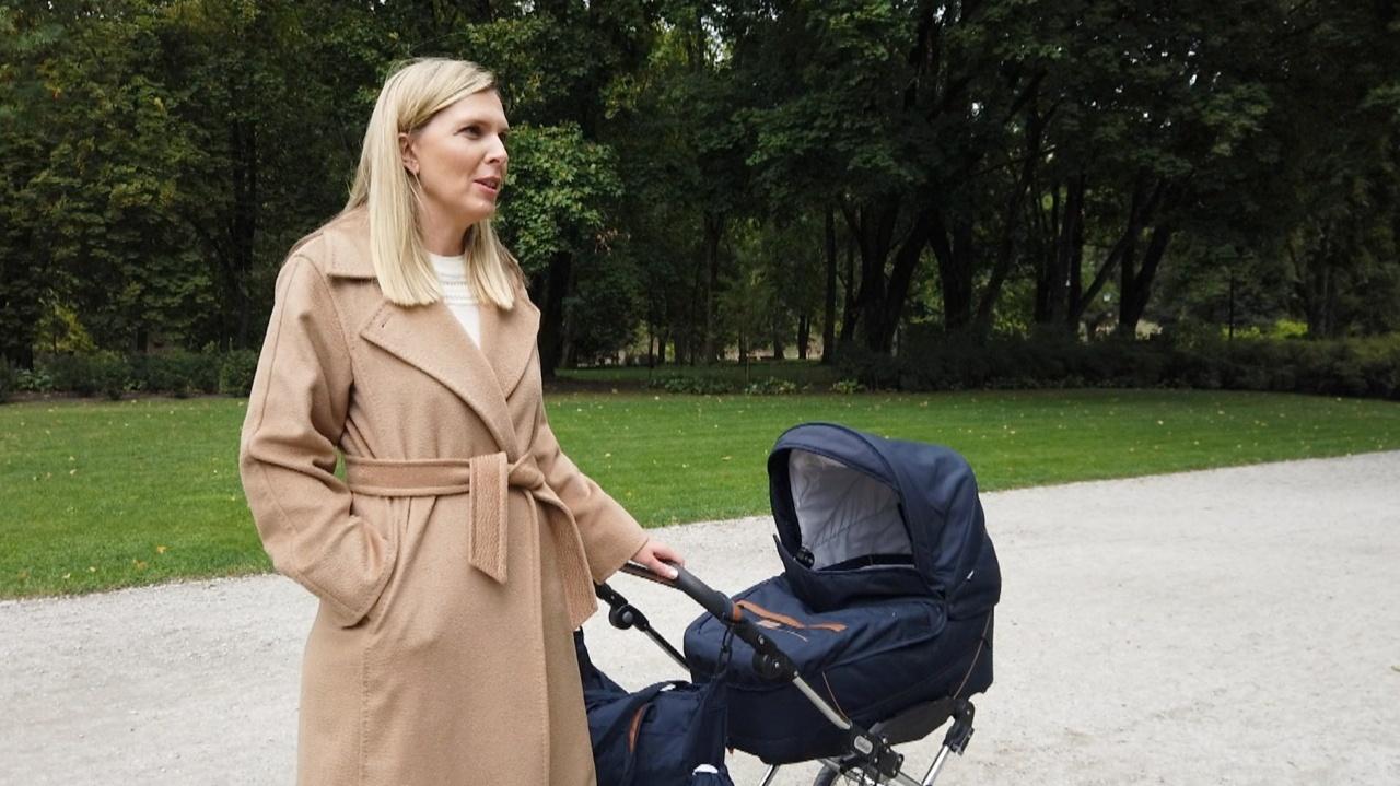 Antro sūnaus susilaukusi Seimo narė Agnė Bilotaitė per keturis mėnesius atsikratė 16 kilogramų