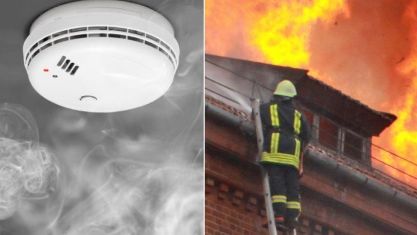 Prievolę įsirengti dūmų detektorius vykdo ne visi: dalis žmonių mano, kad jie gadina interjerą