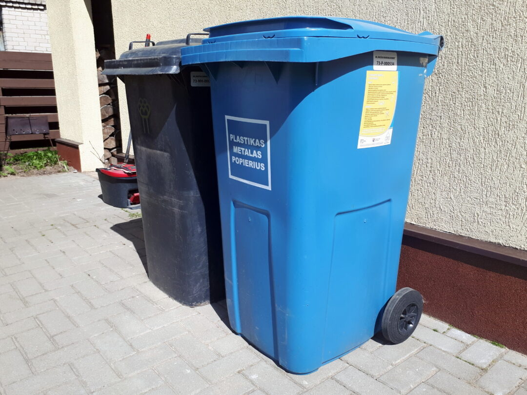 Dėl atliekų surinkimo – painiava
