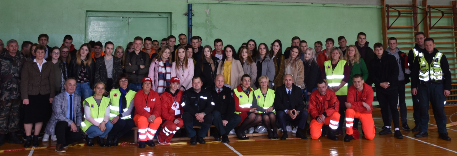 Spalio 1-4 dienomis Varėnos r. vyko valstybės lygio civilinės saugos funkcinės pratybos