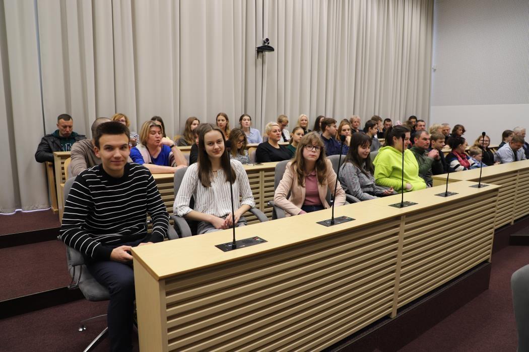 Atidaryta Kauno rajono Talentingų mokinių akademija