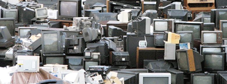 Iš gyventojų bus surenkamos elektronikos atliekos
