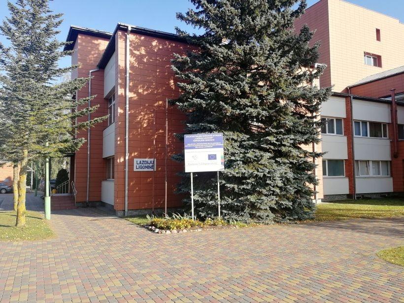 """Nepritariama VšĮ """"Lazdijų ligoninės"""" prijungimui prie didesnės ligoninės"""