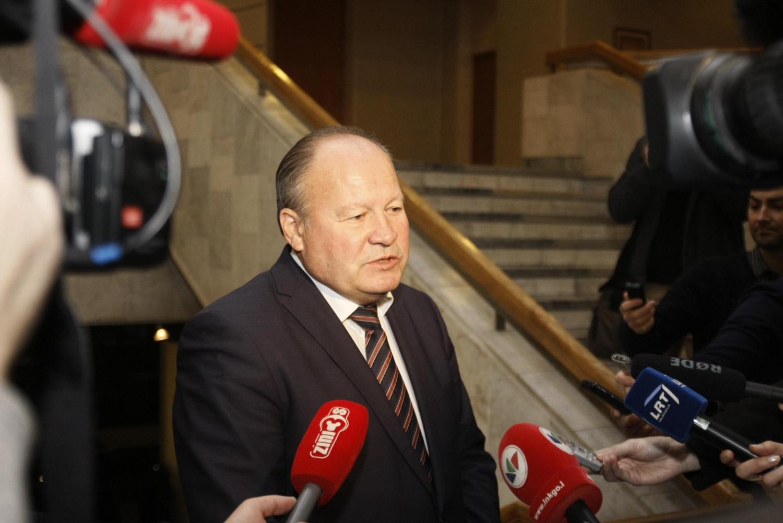 V.Makūnas: nenorime jokio karo, kviečiame Kauno miestą įsiklausyti ir bendradarbiauti