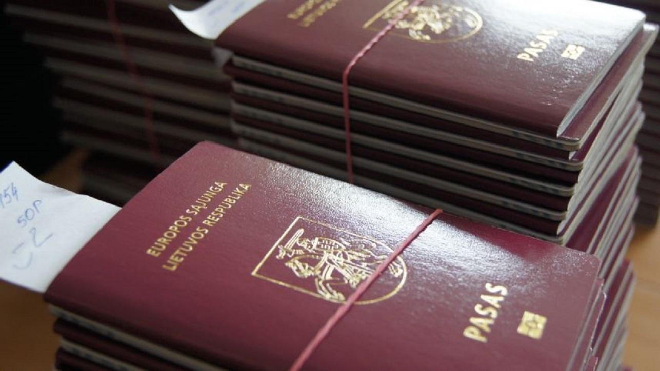 Senjorams suteikta didesnė lengvata užsisakant asmens dokumentus