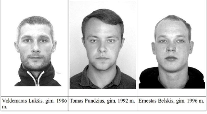 Telšių policija ieško besislepiančių asmenų