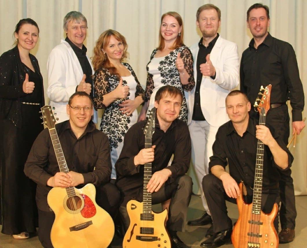 Šiauliuose viešės muzikinė grupė Ryb@LOVE.band iš Tichvino