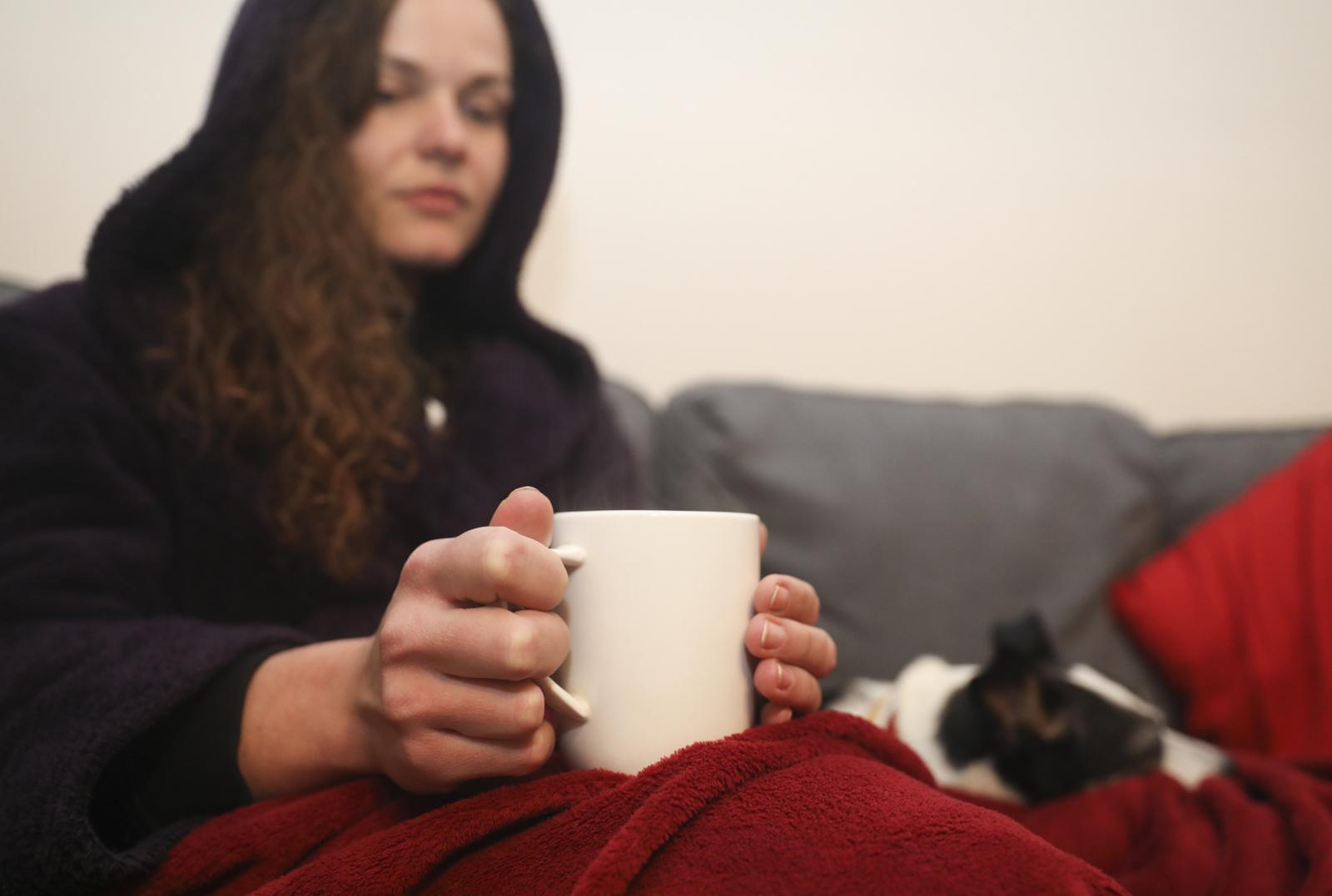 Šalyje auga sergamumas gripu ir peršalimo ligomis